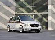 2011 Mercedes-Benz B-Class E-Cell Plus Electric Concept - image 416729