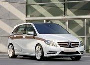 Mercedes-Benz B-Class E-Cell Plus Electric Concept