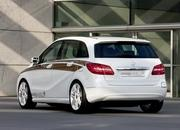 2011 Mercedes-Benz B-Class E-Cell Plus Electric Concept - image 416732