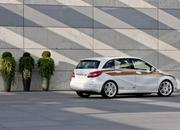 2011 Mercedes-Benz B-Class E-Cell Plus Electric Concept - image 416733
