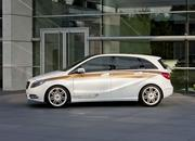 2011 Mercedes-Benz B-Class E-Cell Plus Electric Concept - image 416726