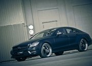 "Mercedes-Benz CLS500 ""Edition Black"" by Kicherer"