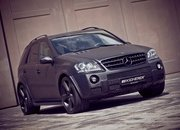 "Mercedes ML63 ""Carbon Series"" by Kicherer"