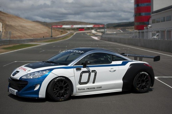 Peugeot RCZ Racing Cup Race Car