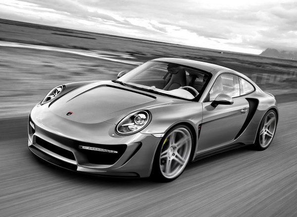 porsche 911 by topcar picture