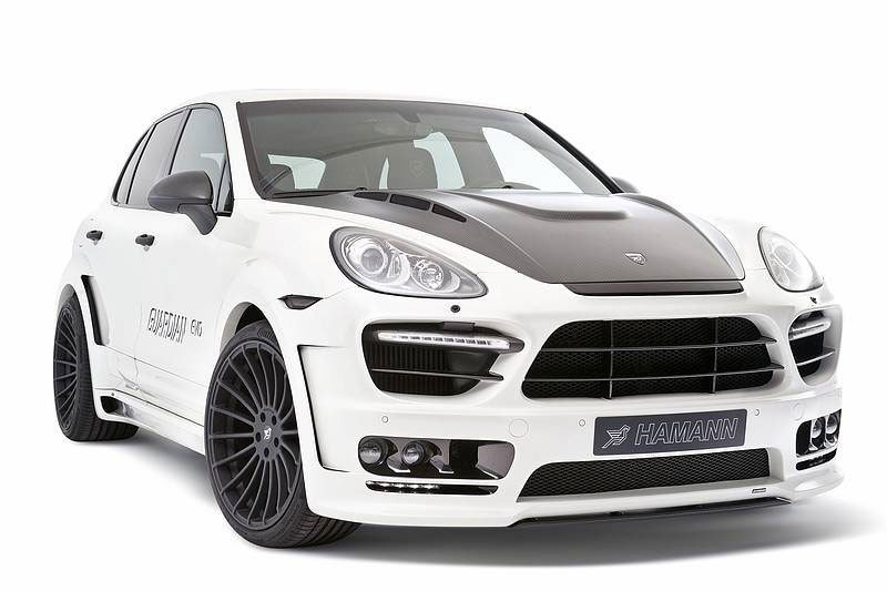 2011 Porsche Cayenne Turbo 'Guardian EVO' by Hamann