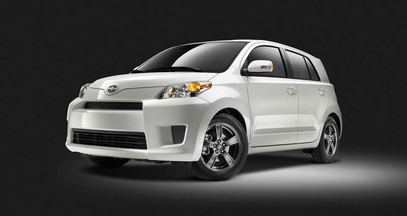 2012 Scion xD Release Series 4.0 High Resolution Exterior Wallpaper quality - image 418809