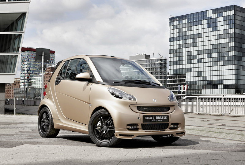 2011 Smart Brabus Tailor Made by WeSC