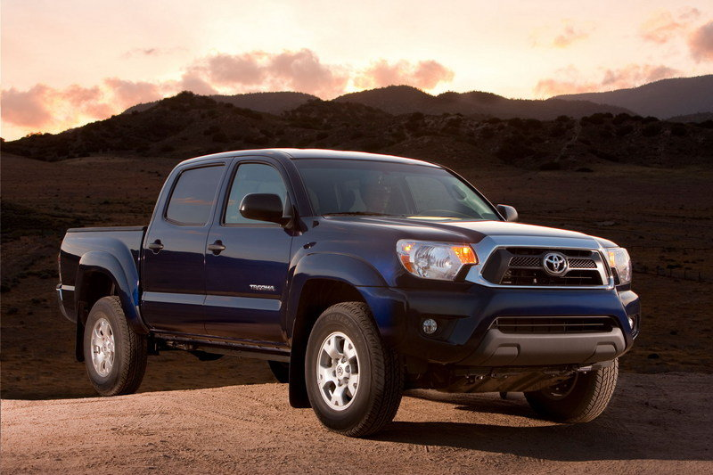 2012 Toyota Tacoma High Resolution Exterior - image 415248