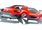 2011 Volkswagen study buggy up! - image 416623