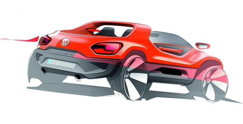Word Has It Volkswagen Is Developing an ID Electric Beach Buggy