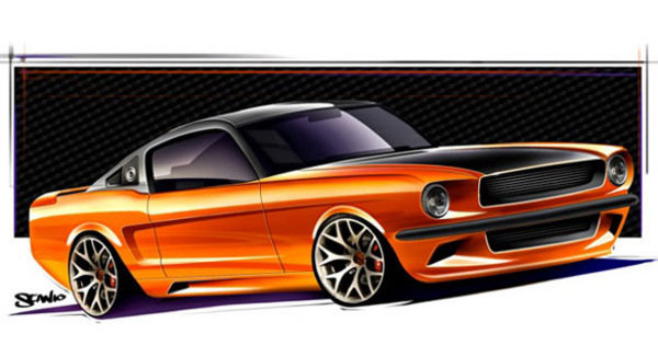 Ford Mustang Producer by Ring Brothers