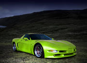 Chevrolet Corvette C5 by Wittera