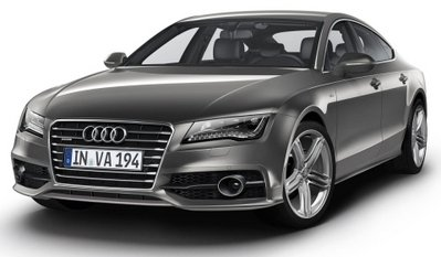 2011 Audi A7 Sportback S Limited Edition