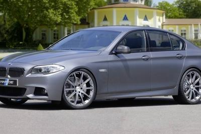 2011 BMW 5-Series H35d by Hartge