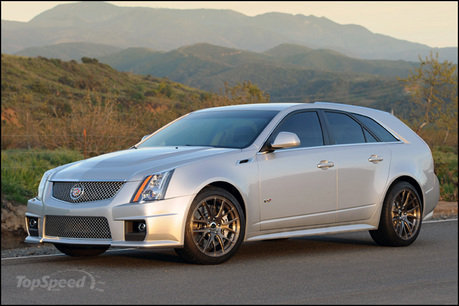 Cadillac CTS-V V700 Sport Wagon by Hennessey