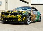 Chevrolet Camaro Convertible by West Coast Customs