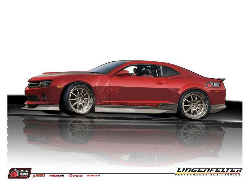 2011 Chevrolet Camaro L28 By Lingenfelter