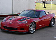 Chevrolet Corvette C6 by Late Model Racecraft