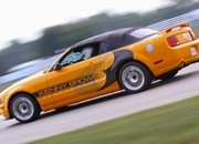 "Ford Mustang GT-4T ""Mango Tango"" by Kenny Brown"