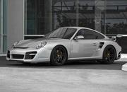 Porsche GT Silver 911 V-RT Edition Turbo by Vorsteiner