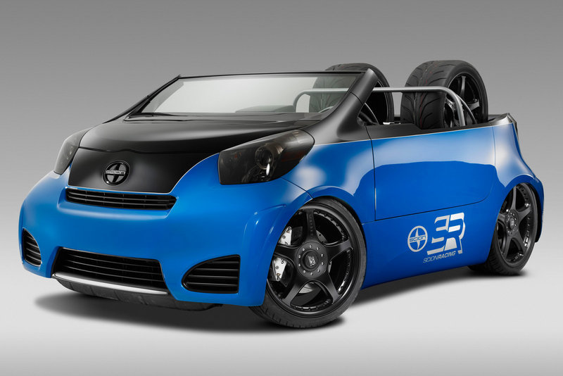 "2011 Scion iQ ""Pit Boss Cartel"" by Cartel"