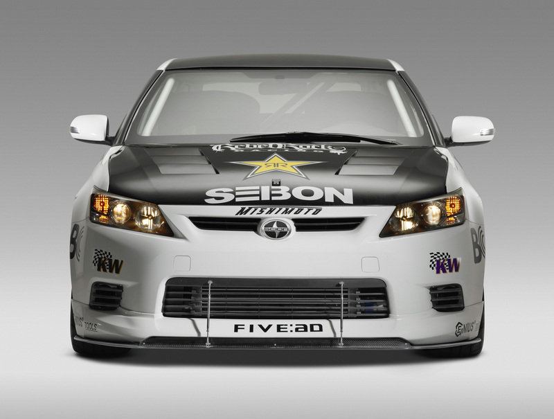 2011 Scion tC Gruppe S by Dynamic High Resolution Exterior - image 422471