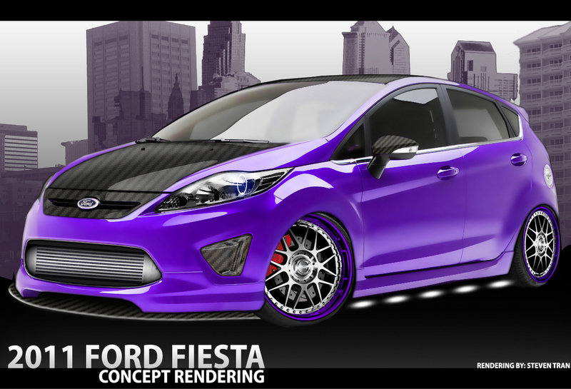 Ford Fiesta News And Reviews Top Speed