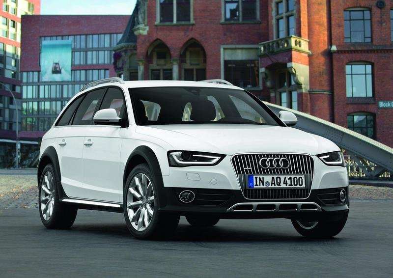2013 Audi A4 Allroad Quattro High Resolution Exterior - image 422280