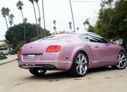 2012 Bentley Continental GT 'Cure' Edition - image 421364
