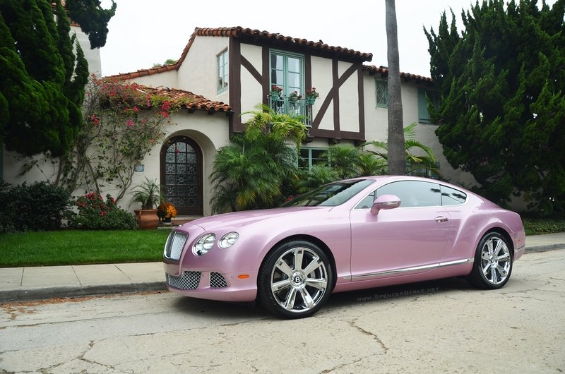 2012 Bentley Continental GT 'Cure' Edition