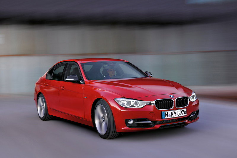 2012 - 2014 BMW 3 Series Sedan High Resolution Exterior - image 420600