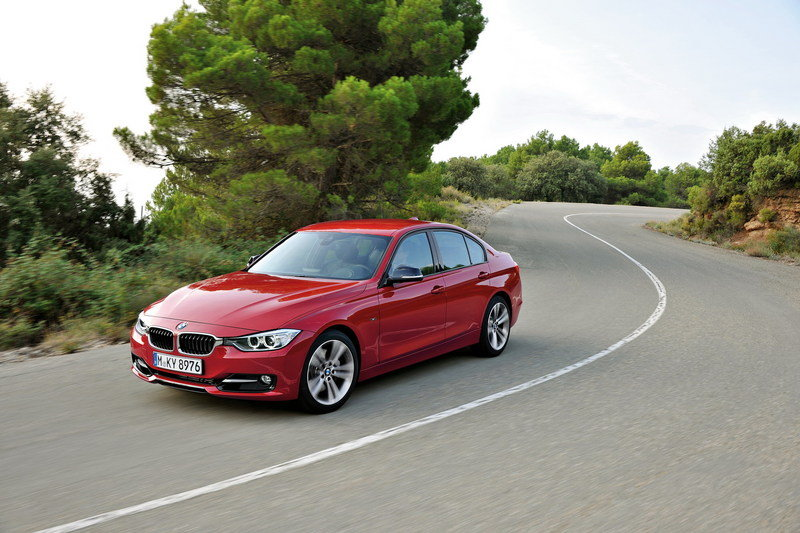 2012 - 2014 BMW 3 Series Sedan High Resolution Exterior - image 420604