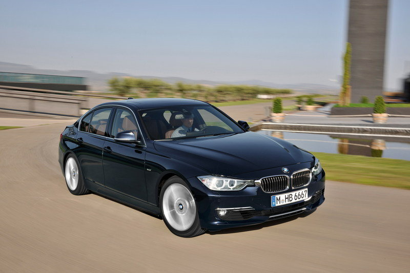 2012 - 2014 BMW 3 Series Sedan High Resolution Exterior - image 420638