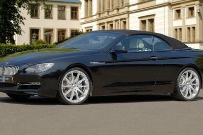 2012 BMW 6-Series Convertible by Hartge