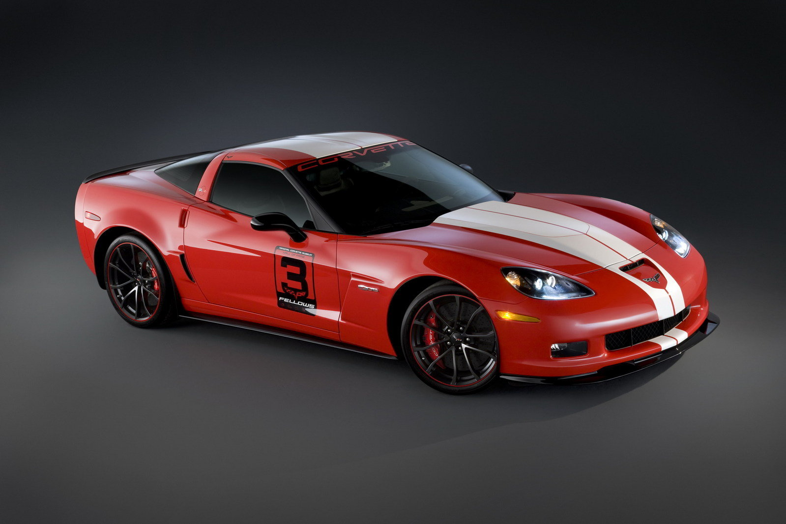 National Corvette Museum >> 2012 Chevrolet Corvette Z06 Ron Fellows SEMA/Spring Mountain Special Edition | Top Speed