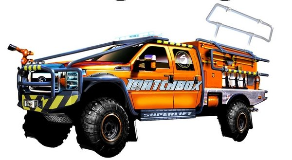Ford F-350 by Superlift Suspensions