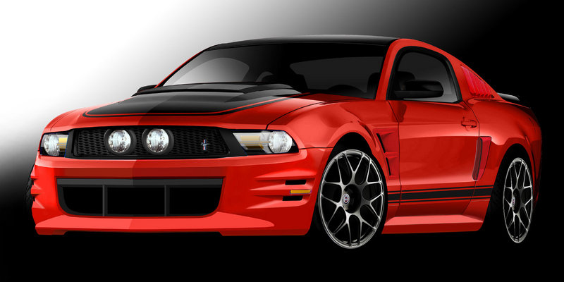 2012 Ford Mustang Boy Racer 5.0 by Creations n' Chrome