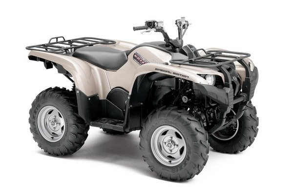2012 yamaha grizzly 700 fi auto 4x4 eps special edition for Yamaha 700 motorcycle