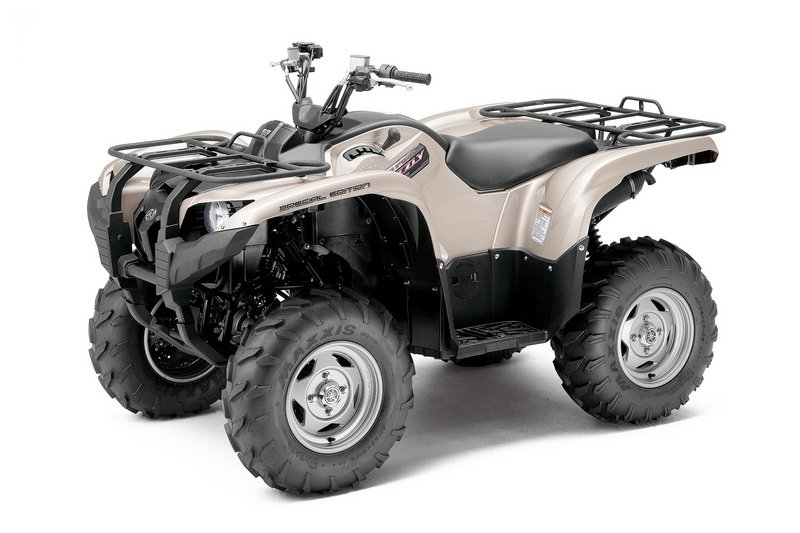 2012 yamaha grizzly 700 fi specs and picture motorcycle for Yamaha grizzly 800