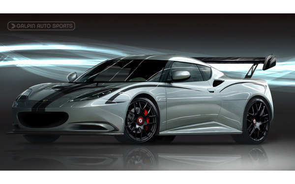 Lotus Evora R2R by Galpin Auto Sports