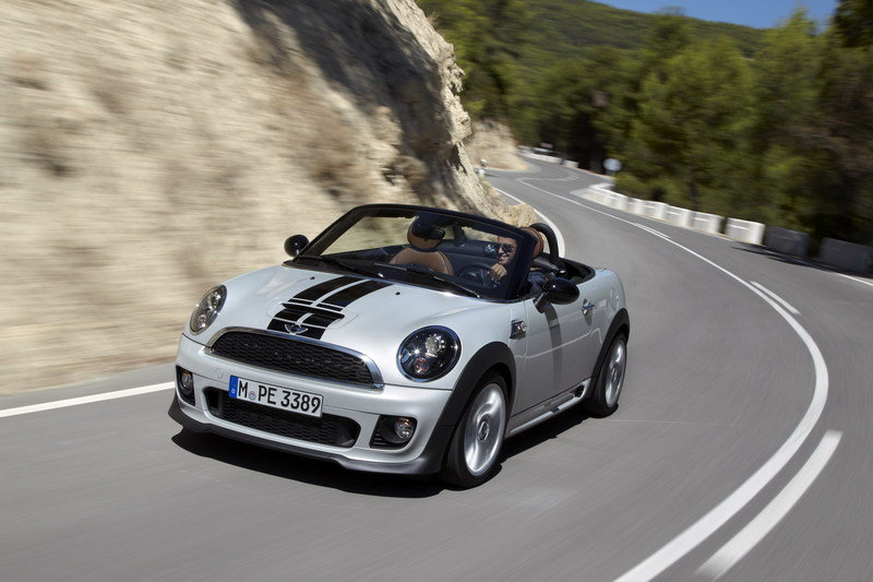 2012 Mini Roadster High Resolution Exterior - image 422741