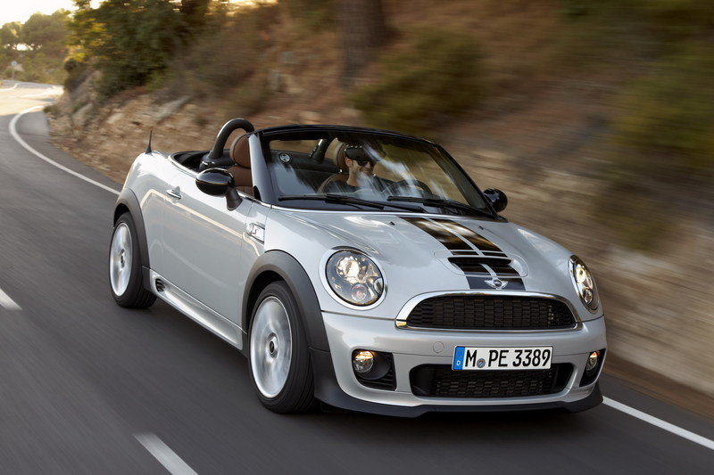 2012 Mini Roadster High Resolution Exterior - image 422757