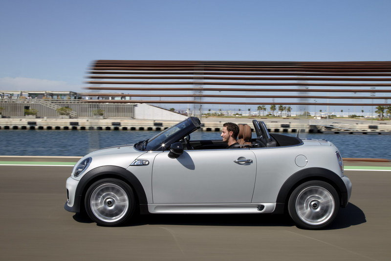 2012 Mini Roadster High Resolution Exterior - image 422767