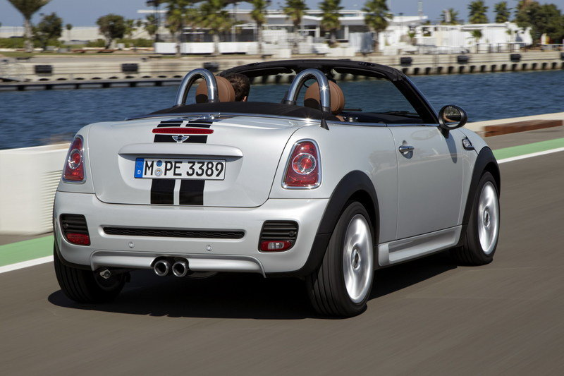 2012 Mini Roadster High Resolution Exterior - image 422786