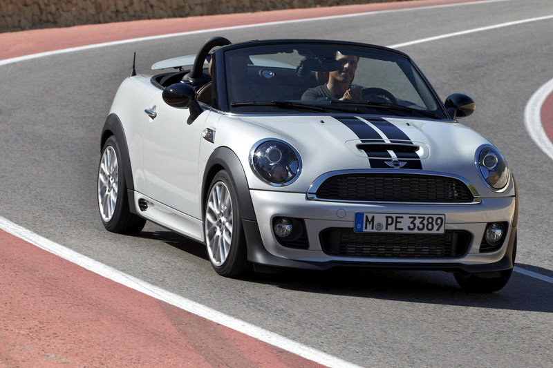 2012 Mini Roadster High Resolution Exterior - image 422798