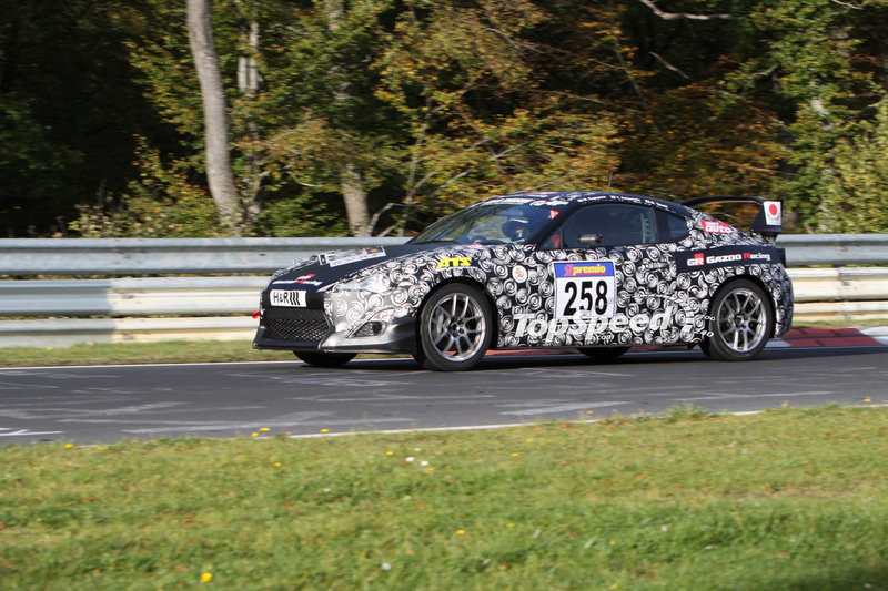 2012 Toyota FT-86 Race Car