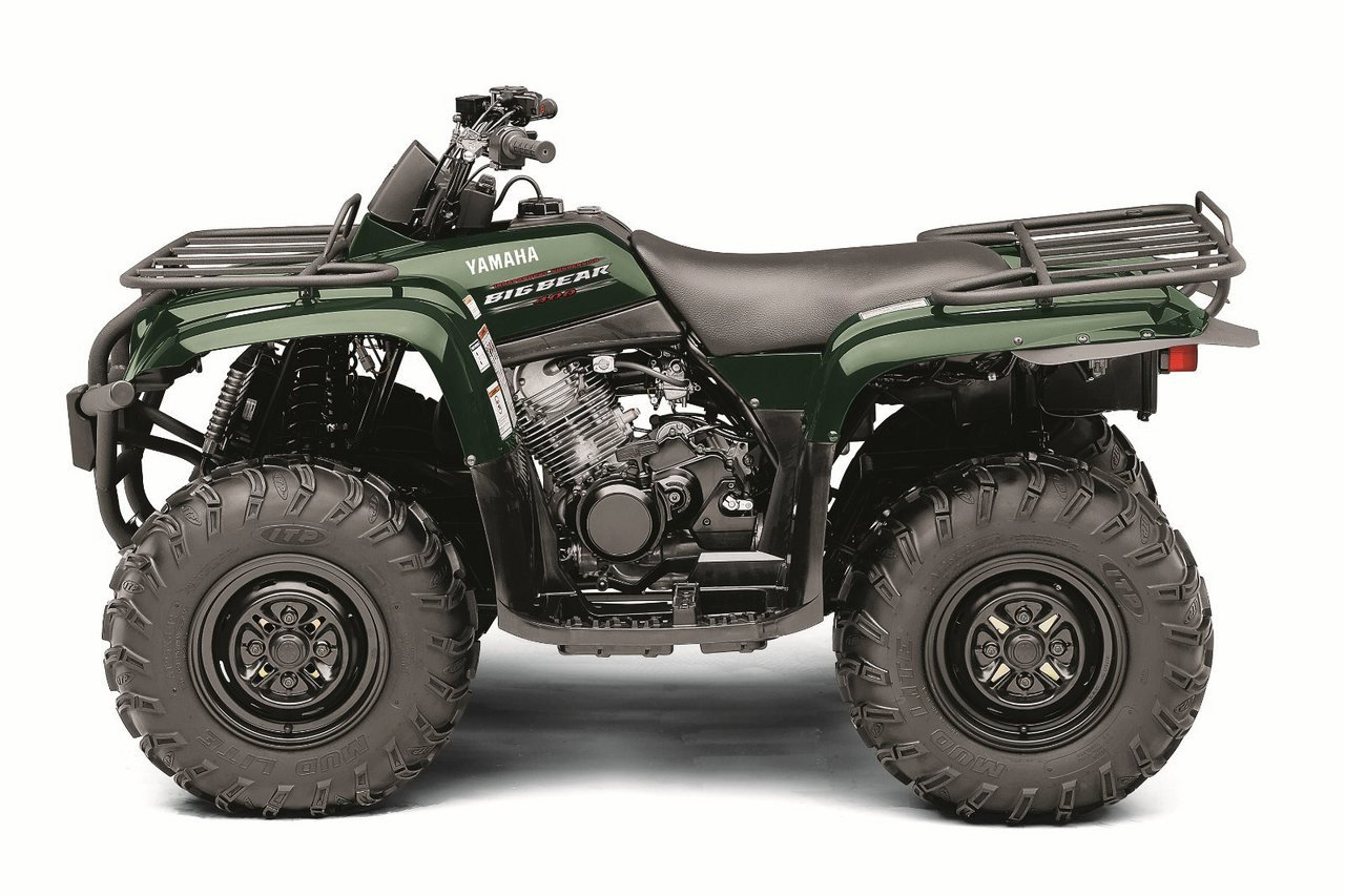 2012 yamaha big bear 400 4x4 irs picture 421994