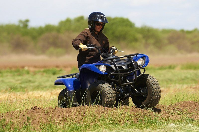 2012 Yamaha Grizzly 125 Automatic High Resolution Exterior - image 422184