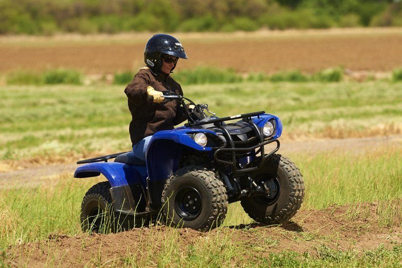2012 yamaha grizzly 125 automatic review top speed